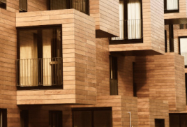 Mały budynek drewniany powstaje w 2 dni. Czy ta technologia będzie lekiem na brakujące 2 mln mieszkań w Polsce?